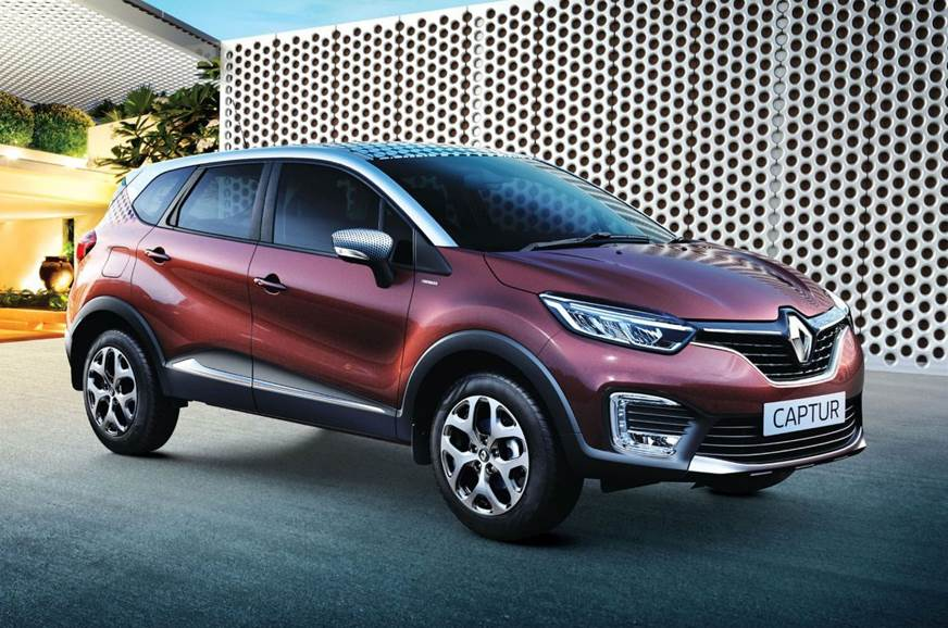 Discounts Of Over 3 Lakh On The Renault Captur In November 2019 Autocar India