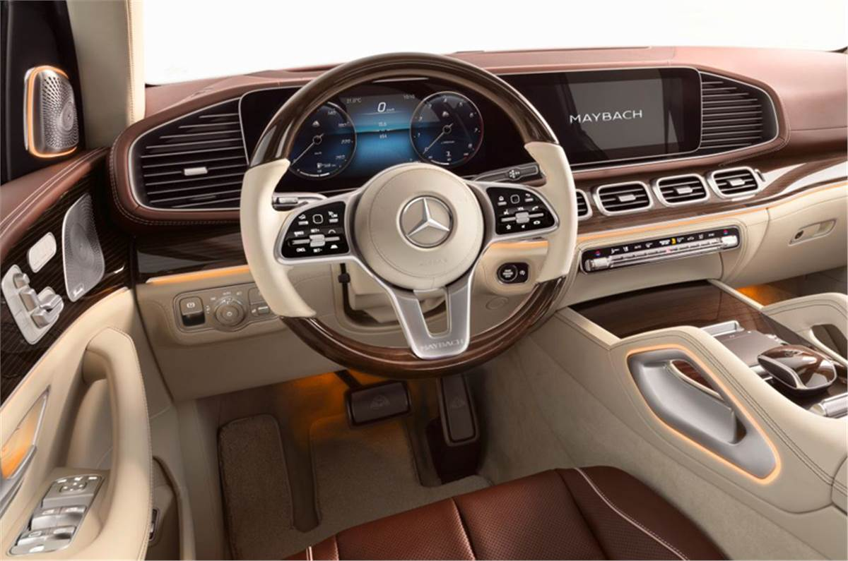 Mercedes Maybach Gls Suv Revealed At The 2019 Guangzhou Motor Show Autocar India