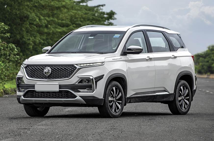 Bs6 Mg Hector Petrol Launched Priced From Rs 12 74 Lakh Autocar India