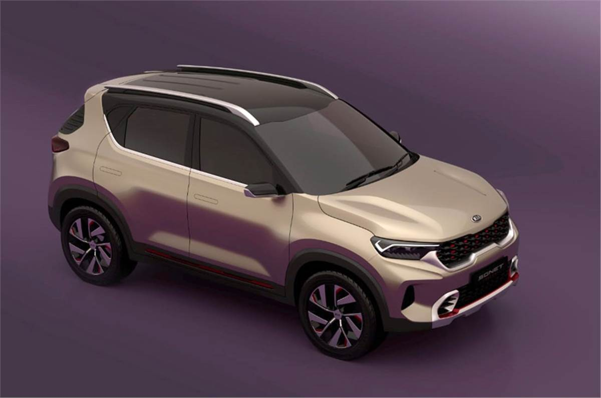 Auto Expo 2020 Kia Sonet Concept To Make Production As Hyundai Venue Fighter Mdstuc Mdstuc Info