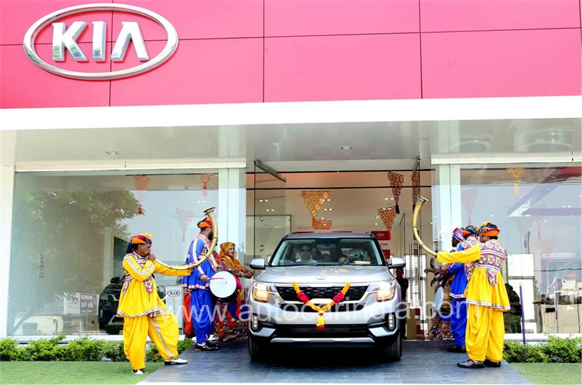 Kia Secures 7 43 Percent Uv Market Share In India Autocar India