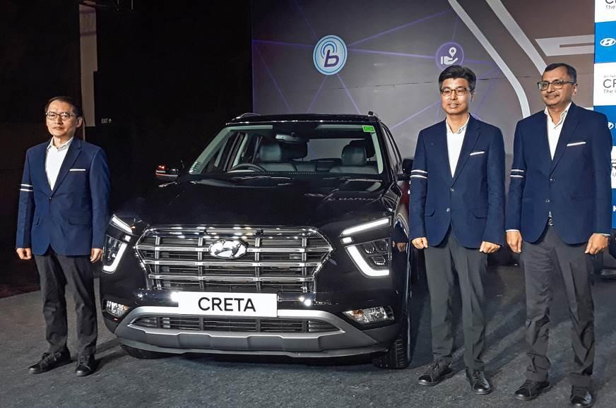 2020 Hyundai Creta Price Range Is Rs 9 99 Lakh Ex Showroom Autocar India