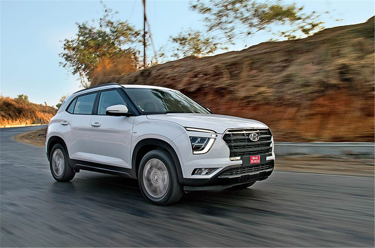 12 Hyundai Creta review, test drive   Autocar India