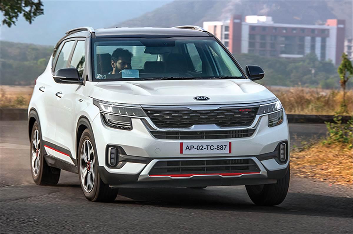 Kia Seltos review Real world performance tested   Autocar India