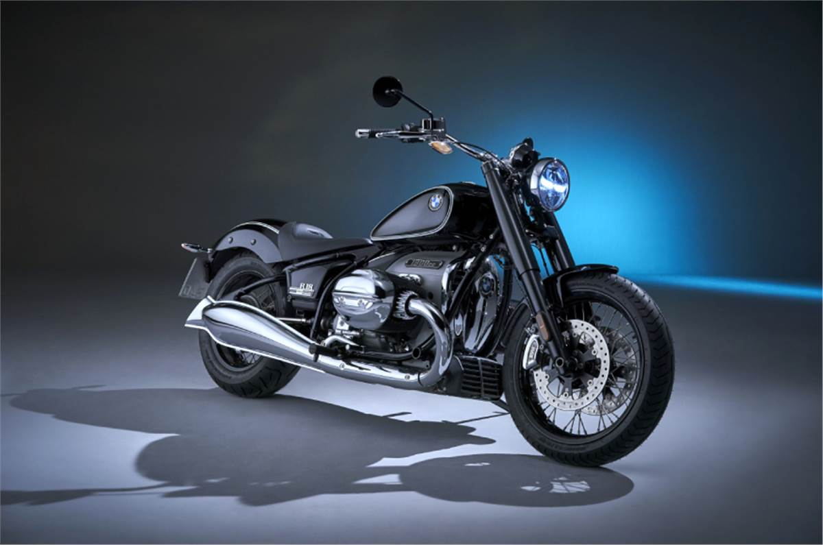 BMW Motorrad dealers open bookings for R18 cruiser - Autocar India