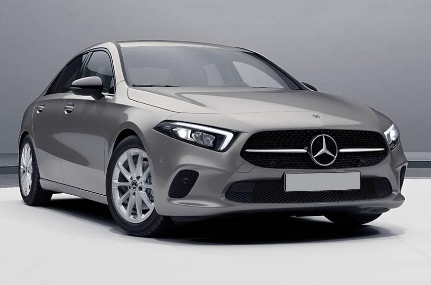 India-spec Mercedes A-class sedan details revealed - Autocar India