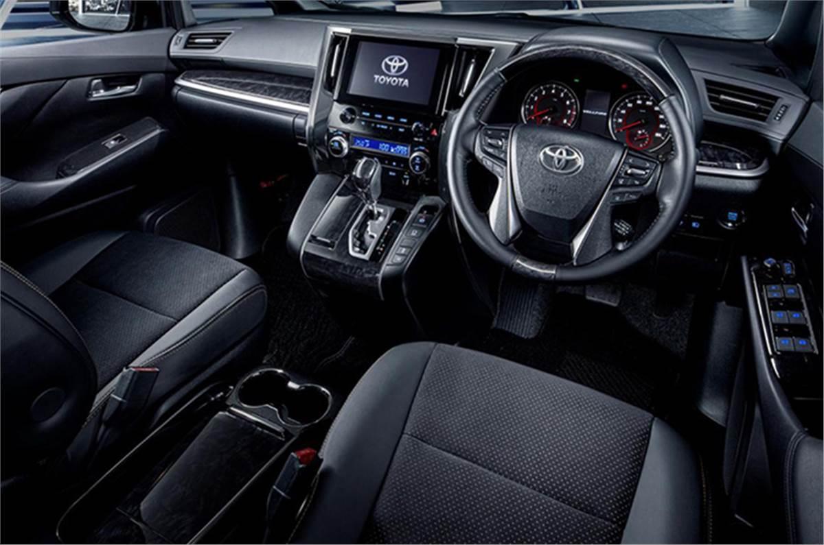 Kekurangan Toyota Alphard Top Model Tahun Ini
