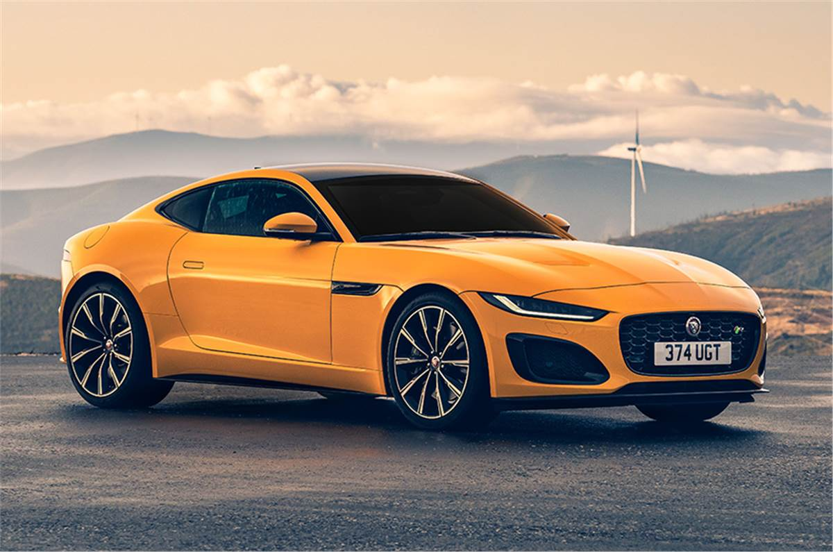 2020 Jaguar F-Type introduced in India; priced from Rs 95.12 lakh - Autocar India