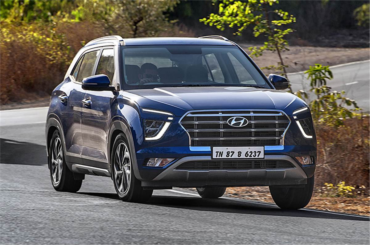 2020 Hyundai Creta diesel-manual review, test drive - Autocar India