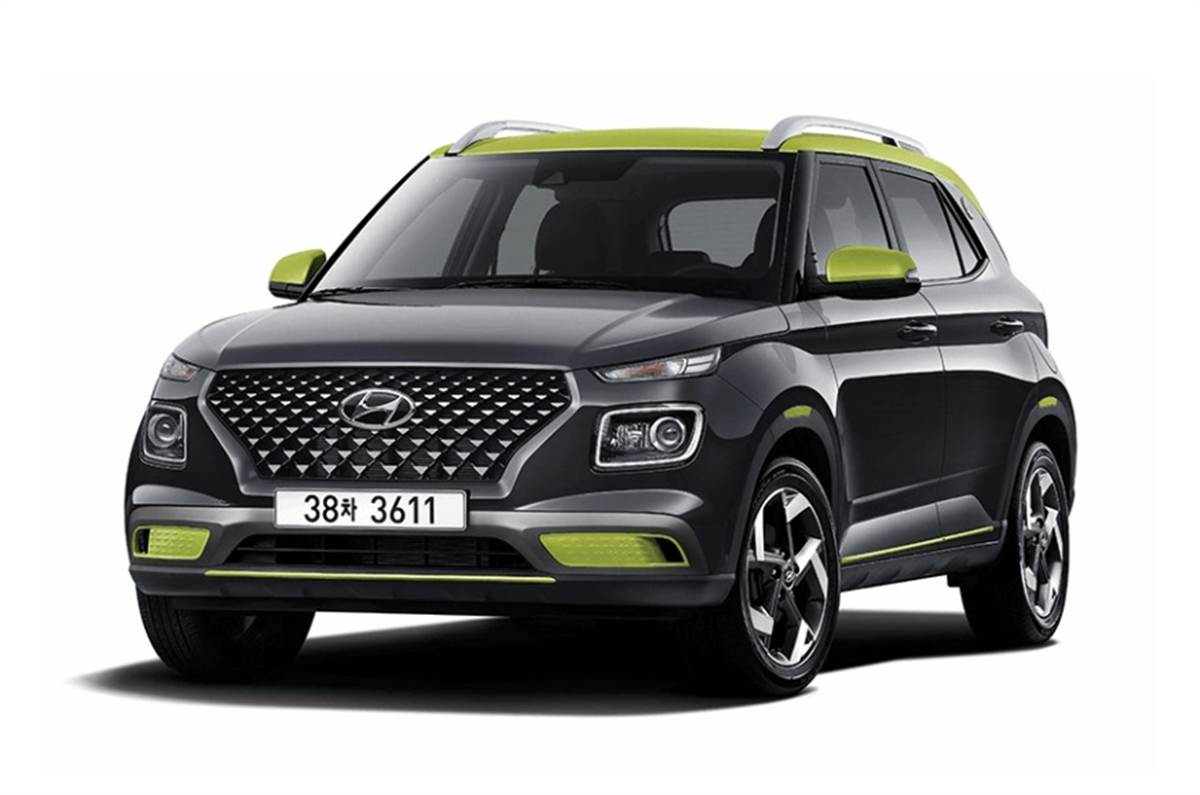 Hyundai Venue Flux unveiled - Autocar India