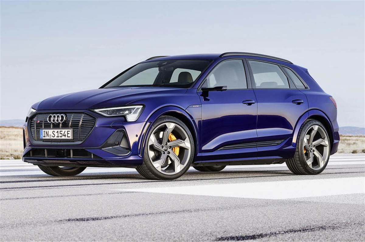 Audi Expands E Tron Line Up With Sportier S And S Sportback Models Autocar India
