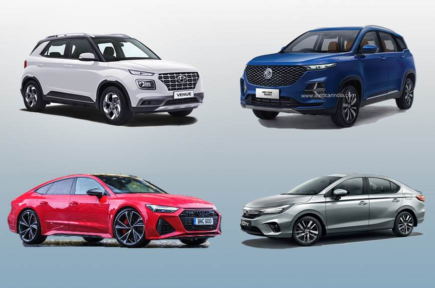 New car launches in July 2020 - Autocar India