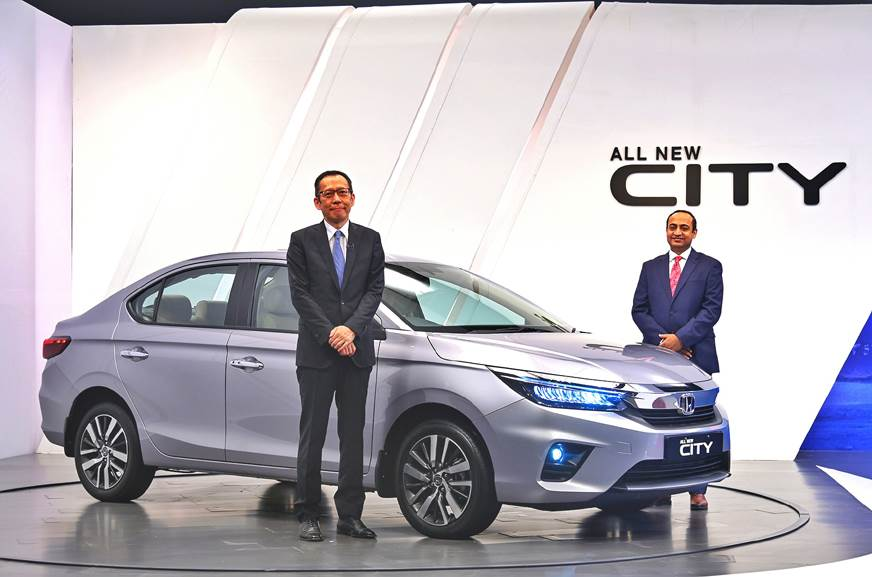 New Honda City Launched In India Prices Start At Rs 10 90 Lakh Autocar India