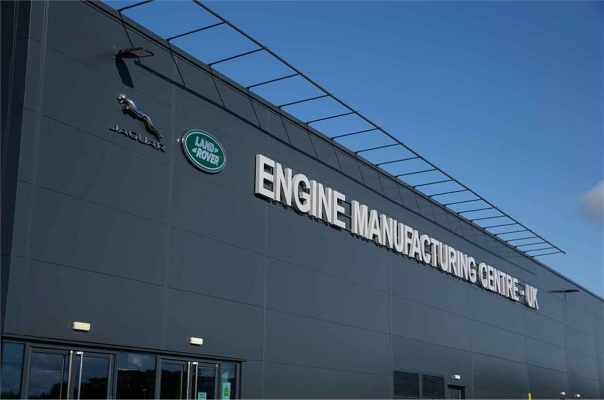 Over 1 5 Million Jaguar Land Rover Ingenium Engines Produced Autocar India