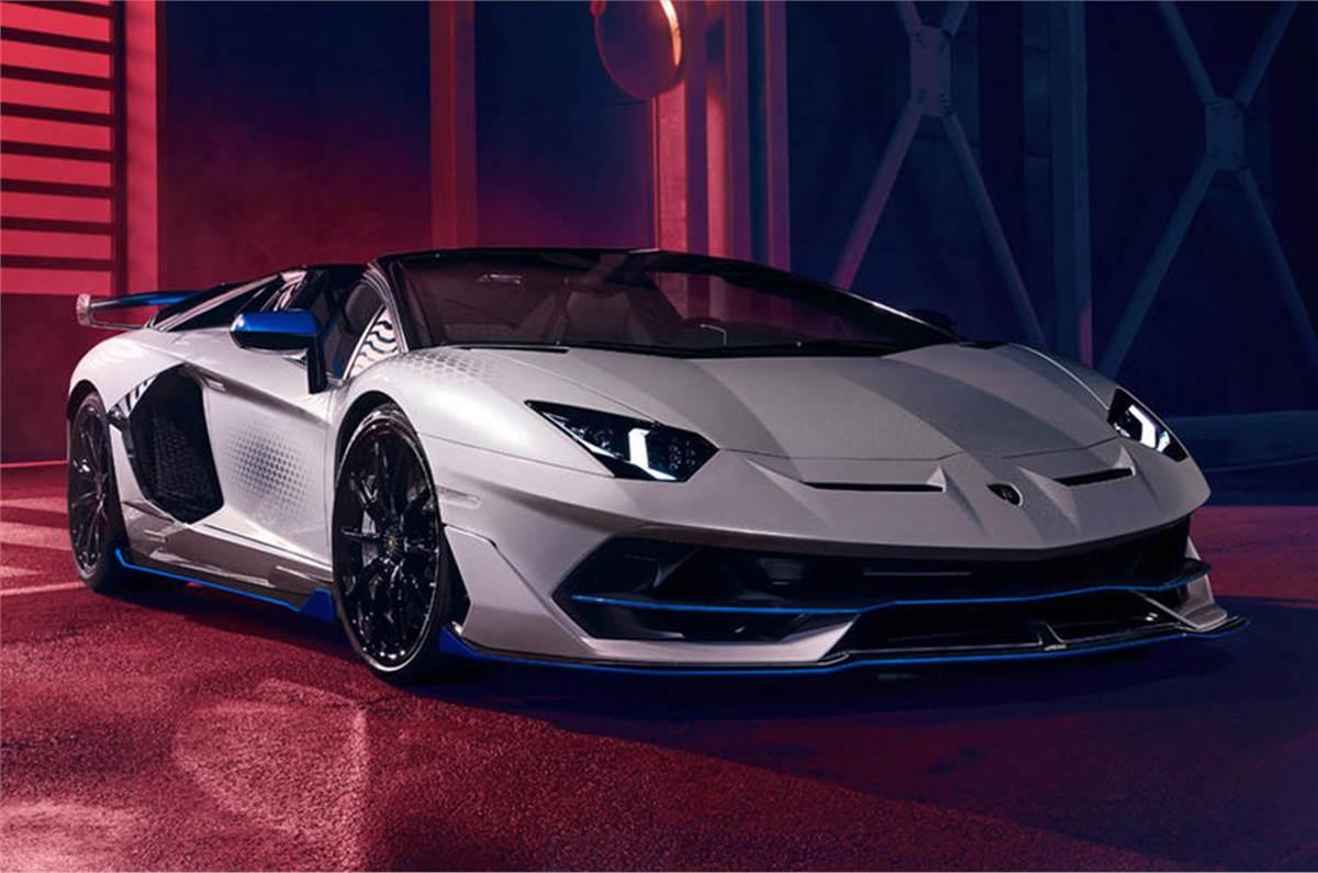 Lamborghini Aventador SVJ Roadster Xago Edition revealed - Autocar India