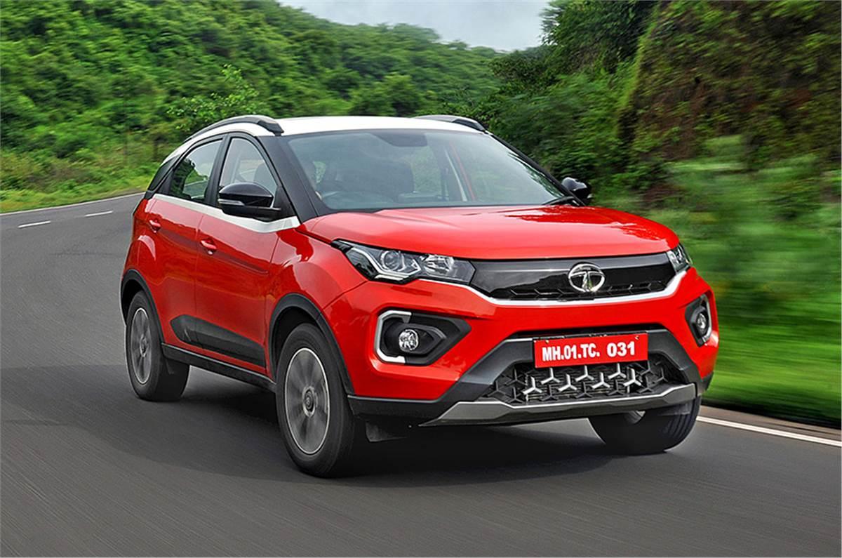 2020 Tata Nexon facelift review – new looks and a 120hp petrol engine -  Autocar India