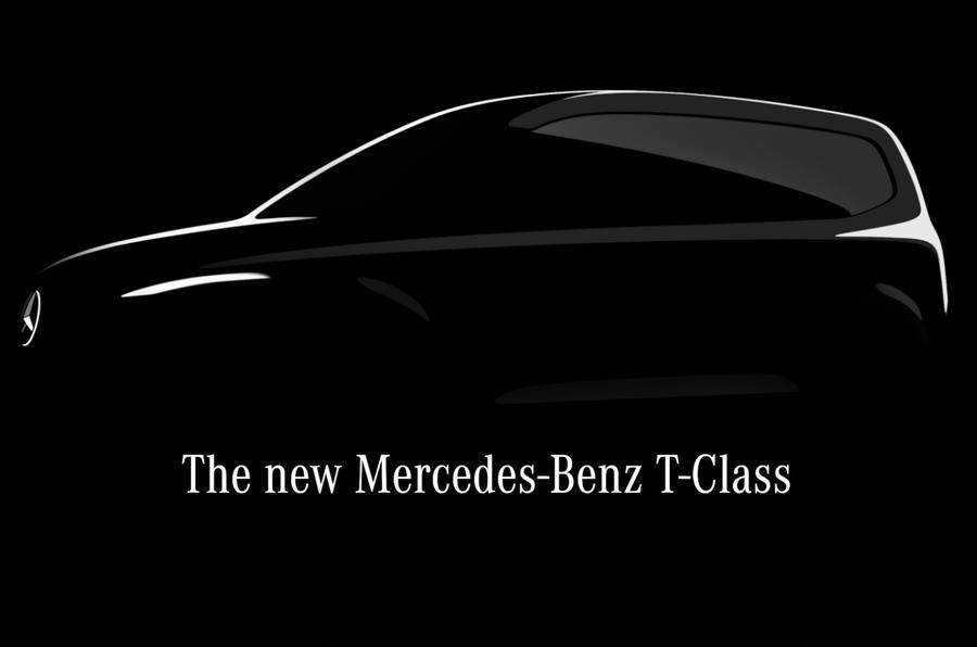 All New Mercedes T Class Mpv To Debut By 2022 Autocar India
