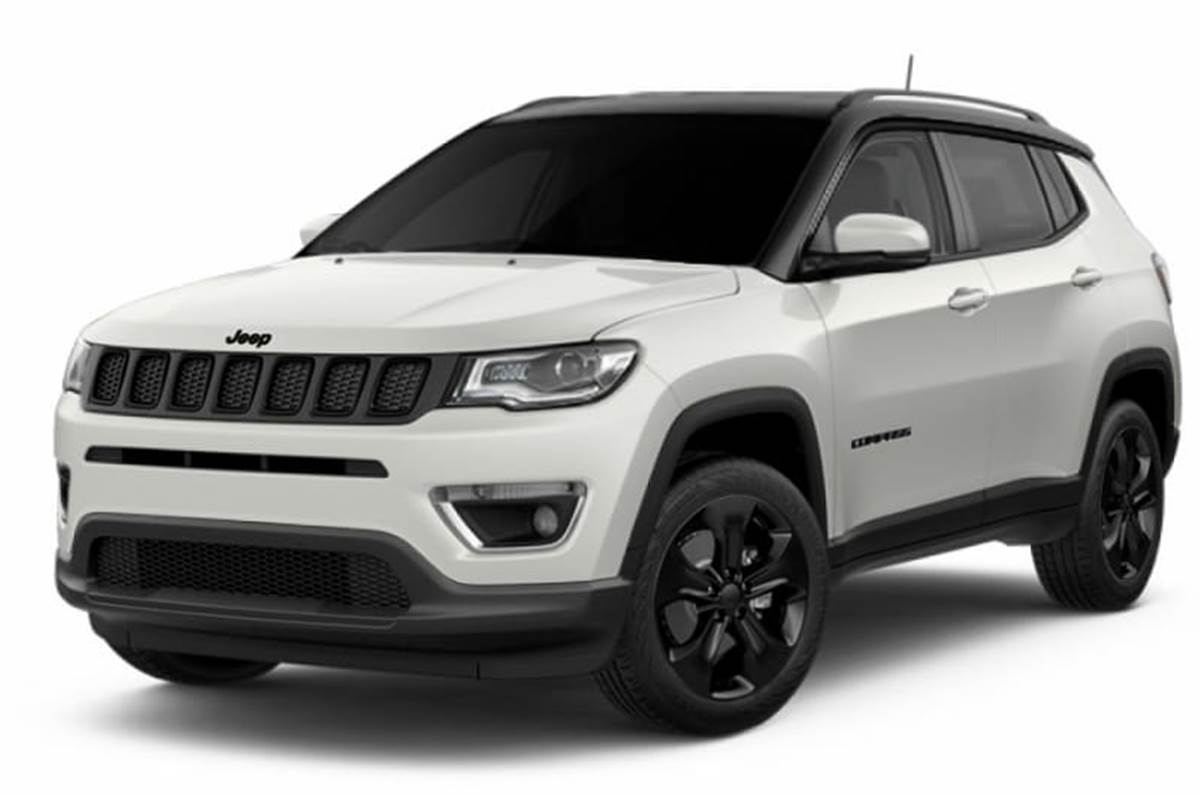 Jeep Compass Night Eagle Edition Priced From Rs 20 14 Lakh