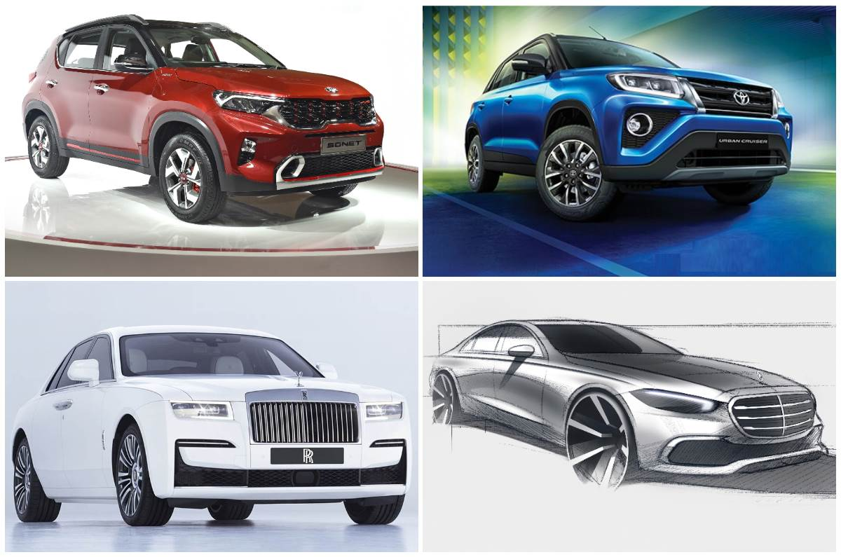 Car and SUV unveils and launches in September 2020 - Autocar India