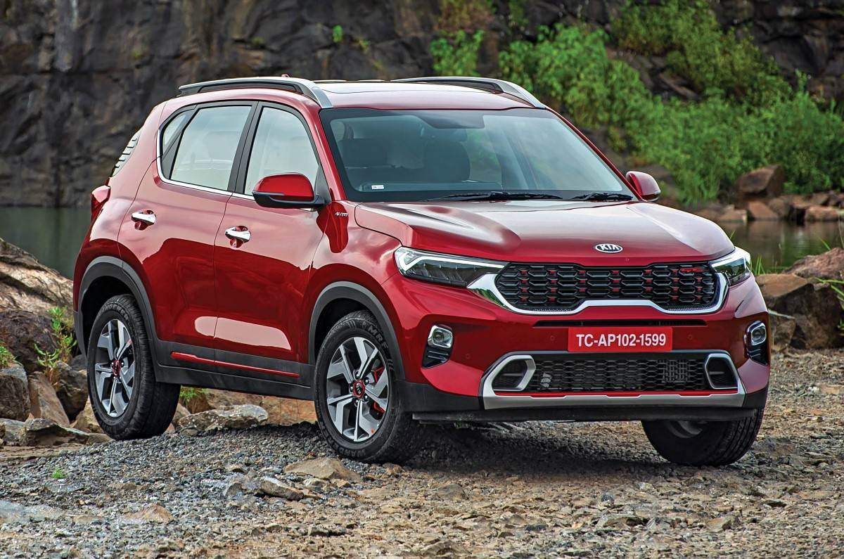 2020 Kia Sonet launched at Rs 6.71 lakh - Autocar India