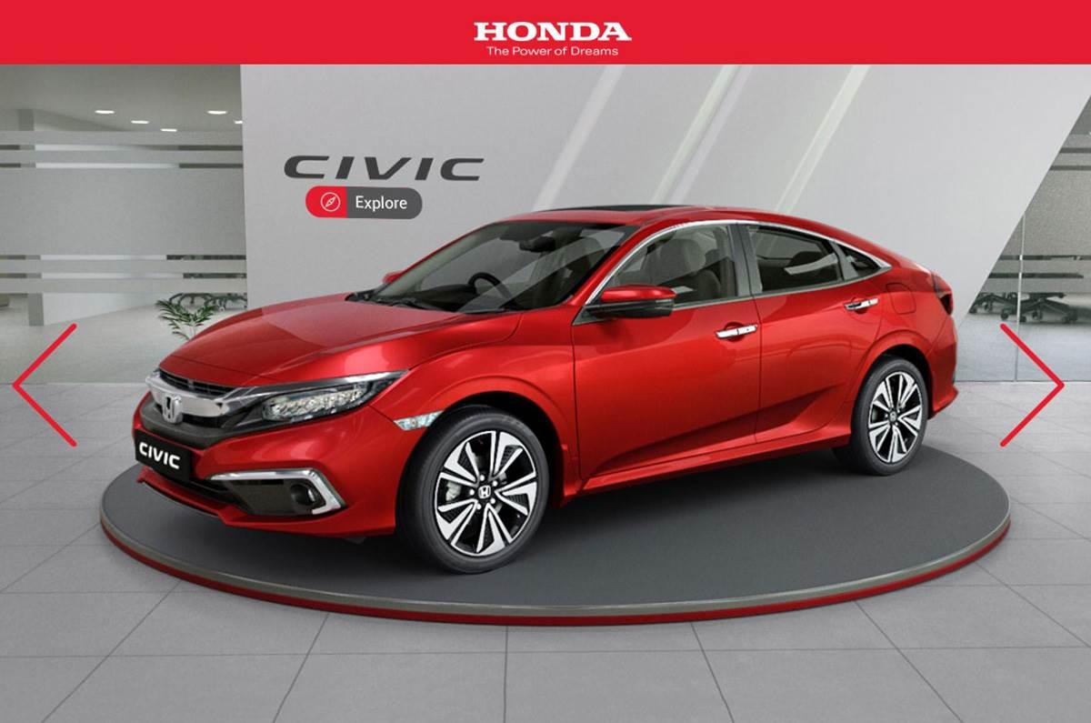 Honda Cars India Online Virtual Showroom Launched Autocar India