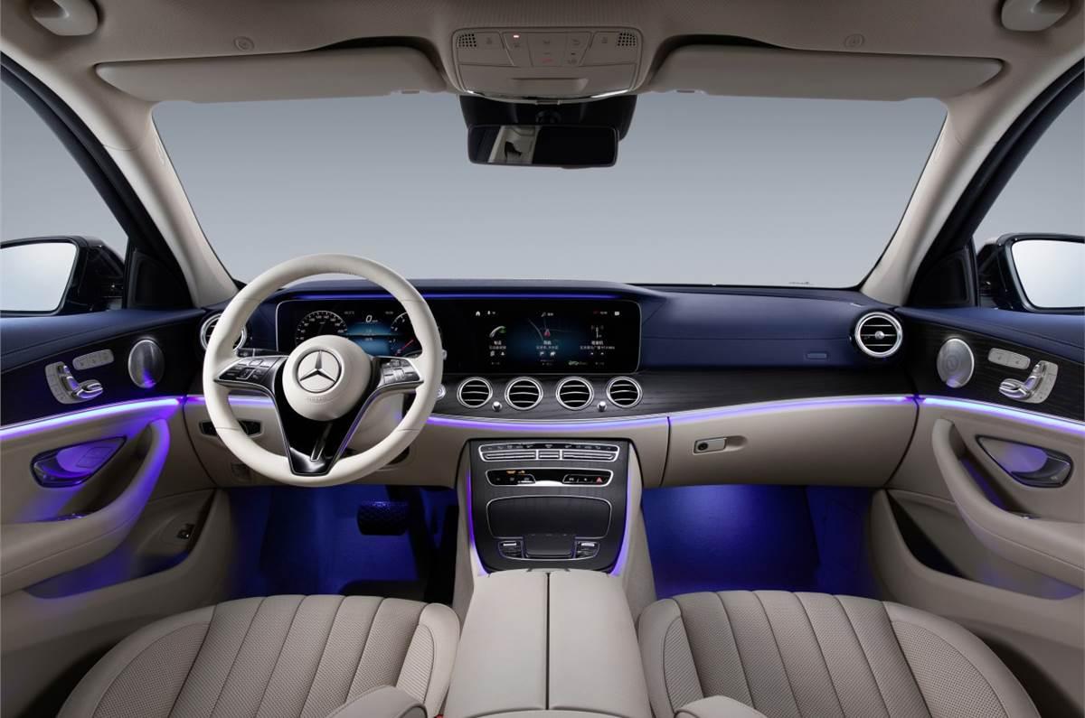 India-bound Mercedes E class 2021 facelift revealed - Autocar India