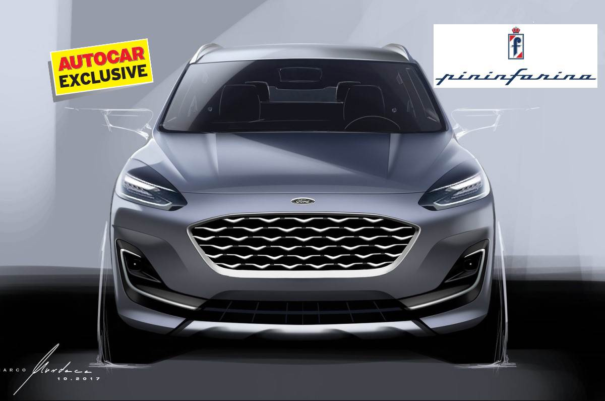 India Bound Ford Suvs To Be Designed By Pininfarina Autocar India