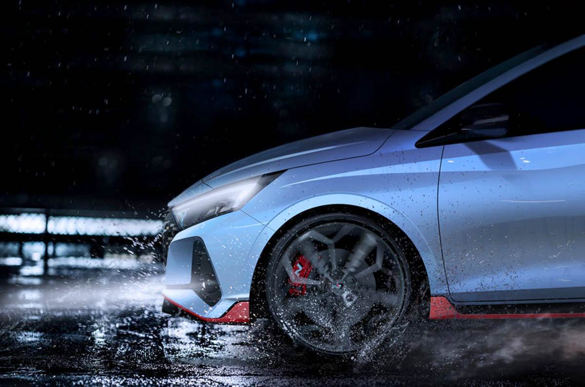 2021 Hyundai I20 Spesification