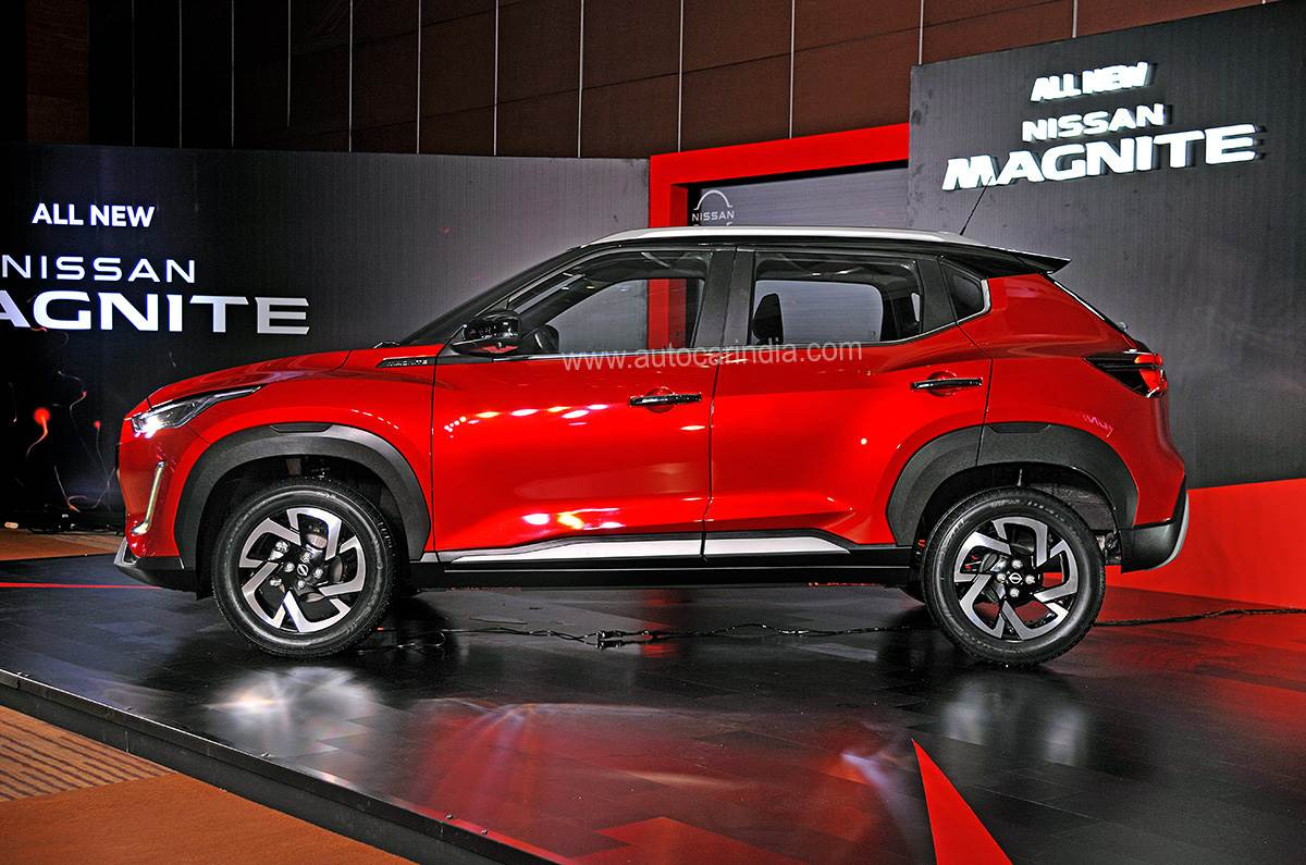 2021 Nissan Magnite Revealed The Compact Suv With Big Ambitions Autocar India