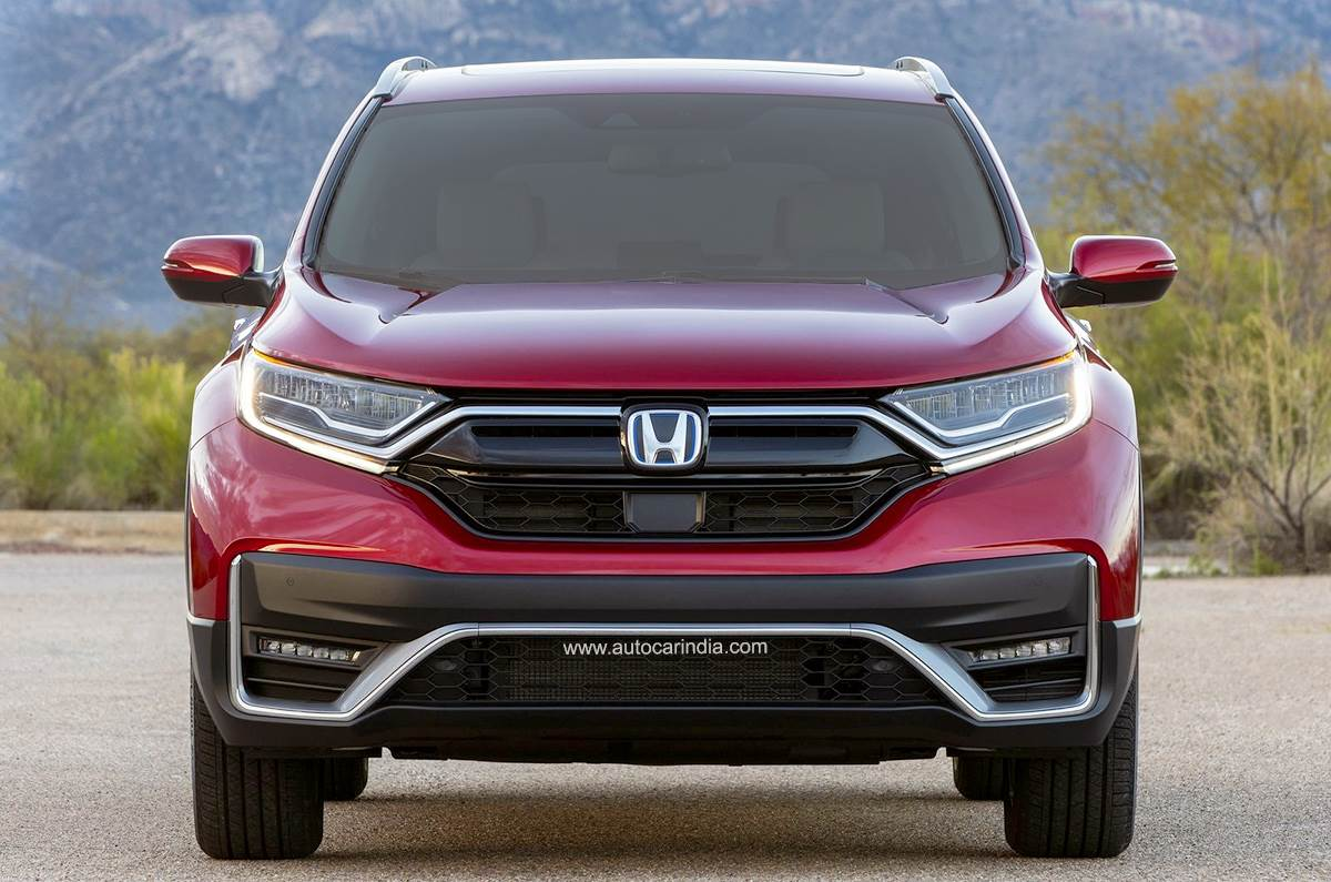 Honda Cr V Facelift Special Edition Priced From Rs 29 50 Lakh Autocar India
