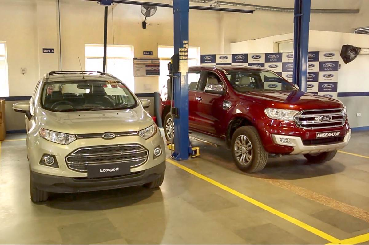 Ford India Offers Extended Warranty Up To 1 50 000km 6 Years On The Aspire Ecosport Endeavour Figo And Freestyle Autocar India
