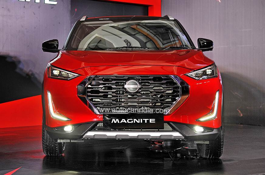 Nissan Magnite Compact Suv Price Reveal On December 2 Autocar India
