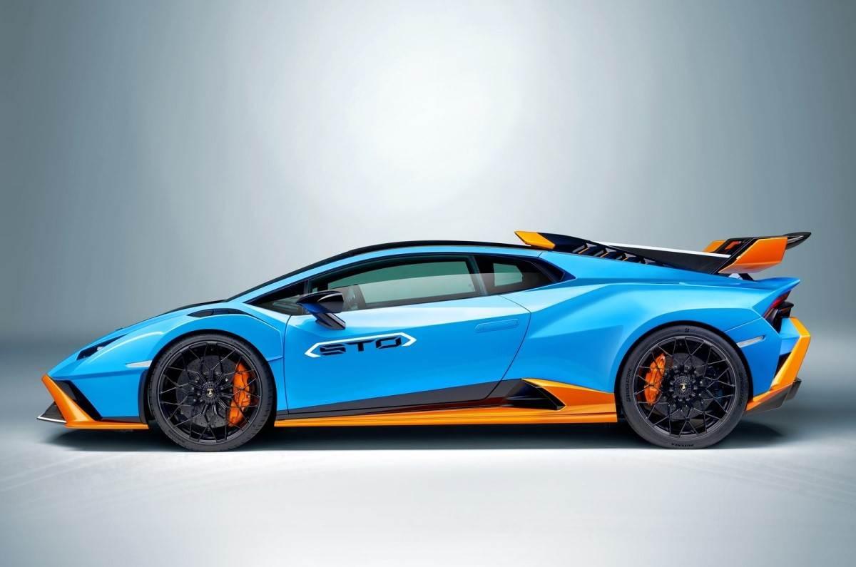 Lamborghini Huracan STO unveiled - Autocar India