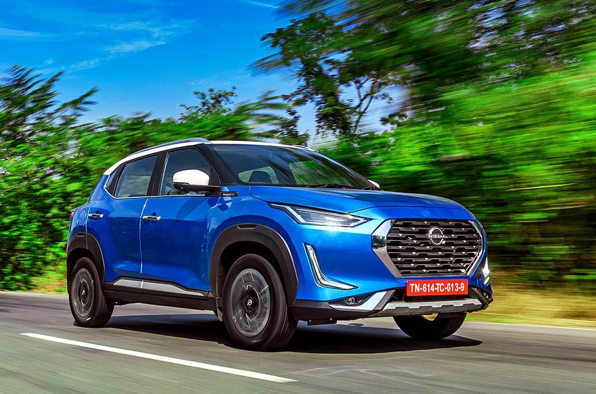 Nissan Magnite review Autocar India test drive   Autocar India
