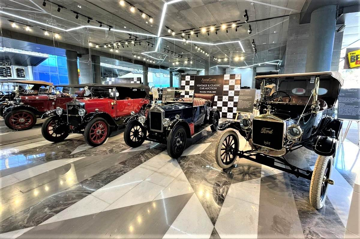 Astaguru 2020 Vintage And Classic Car Auction Cars Previewed In Mumbai Autocar India