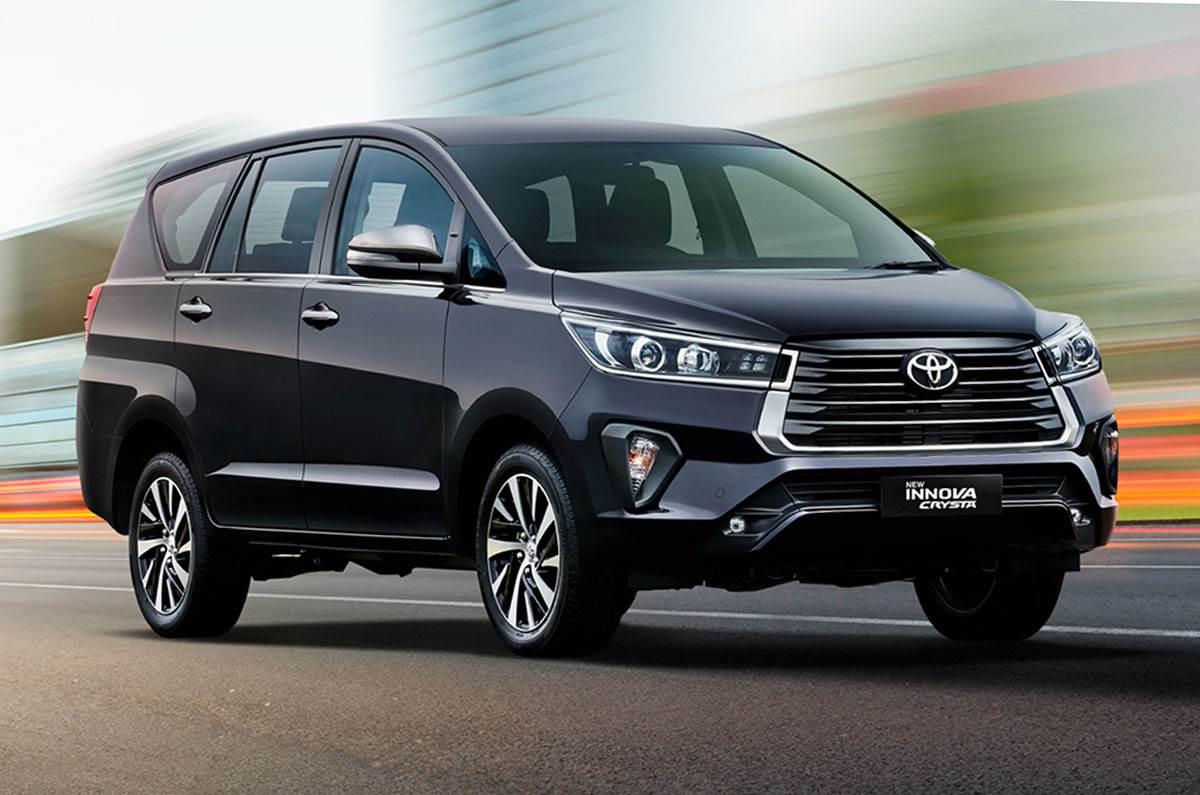 2020 Toyota Innova Crysta Facelift Price Variants Explained Autocar India