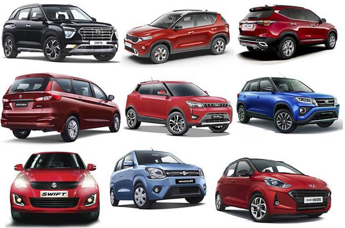 Passenger Vehicle Sales November 2020 Sales Rise 9 Percent Autocar India