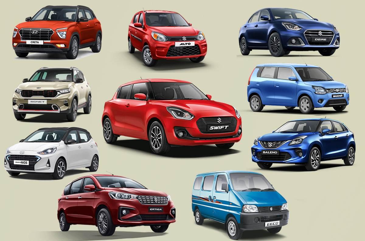 Best Selling Cars In Nov 2020 Maruti Swift Retains Top Spot Creta Best Selling Suv Autocar India