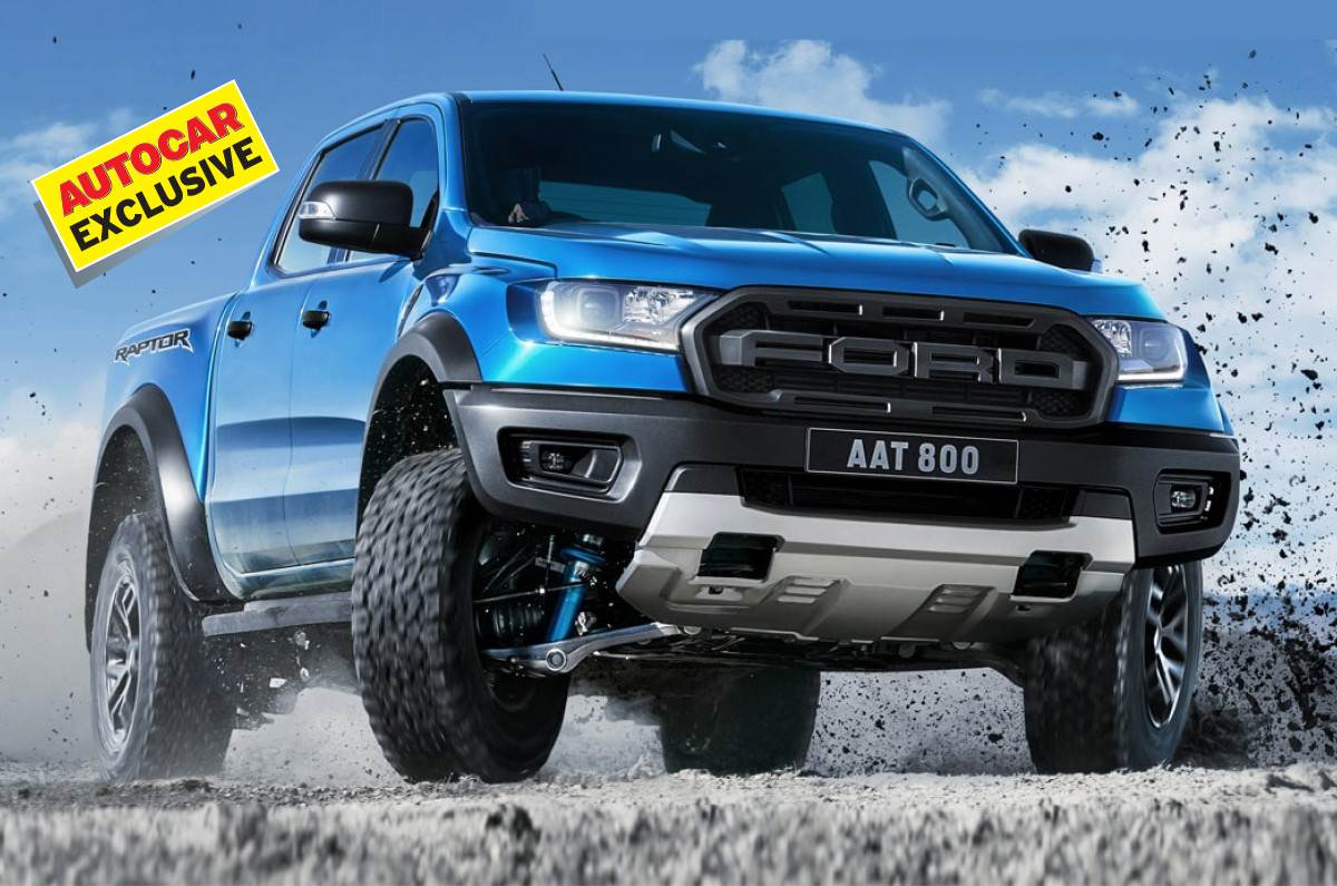 Ford Ranger Raptor India Launch Expected In 2021 Autocar India