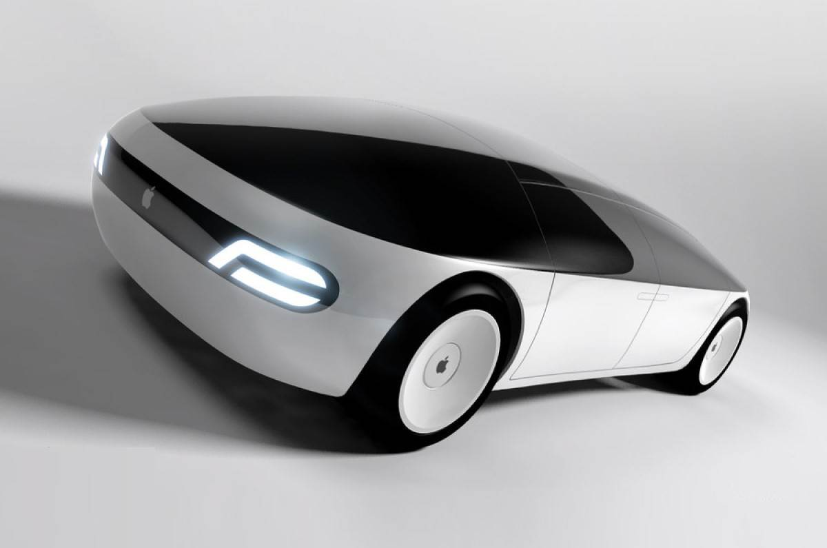 Self-driving Apple car could debut by 2024 with radical battery tech -  Autocar India