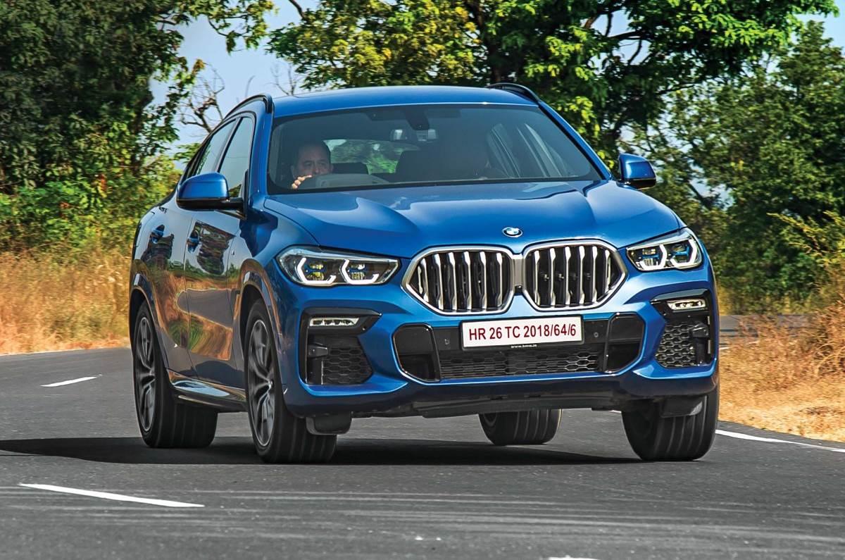 2020 BMW X6 review, test drive - Autocar India