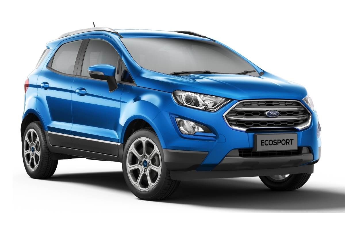2021 Ford EcoSport prices cut by up to Rs 39,000 - Autocar India