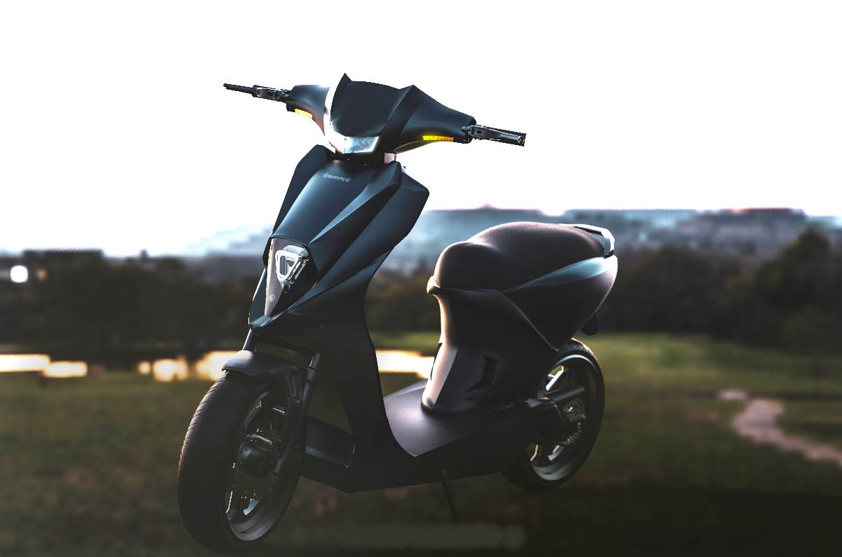 Simple Energy To Launch Debut Mark 2 e-Scooter In May, Will Rival Ather  450X - ZigWheels
