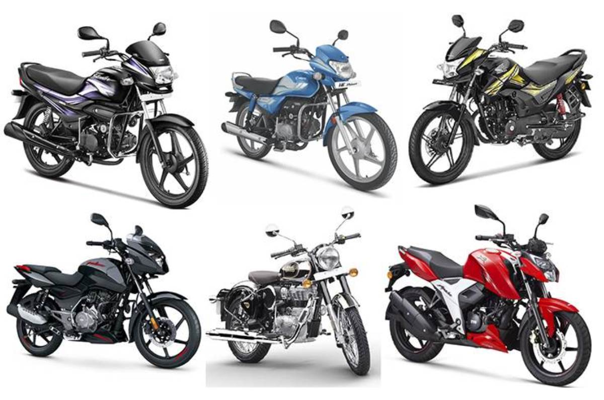 Top 10 best selling bikes in India in January 2021 - Autocar India