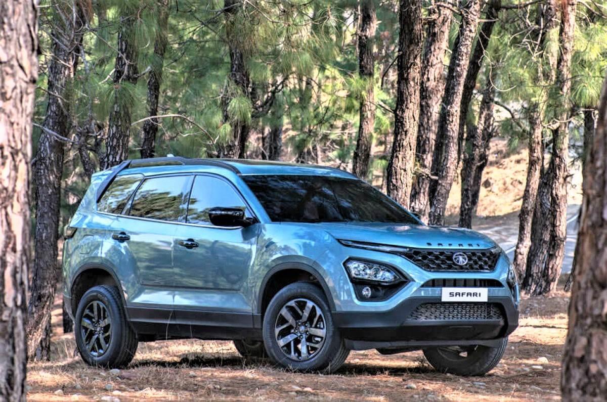 Tata Safari Customers Opt More For Adventure Persona Among Higher Trims Autocar India