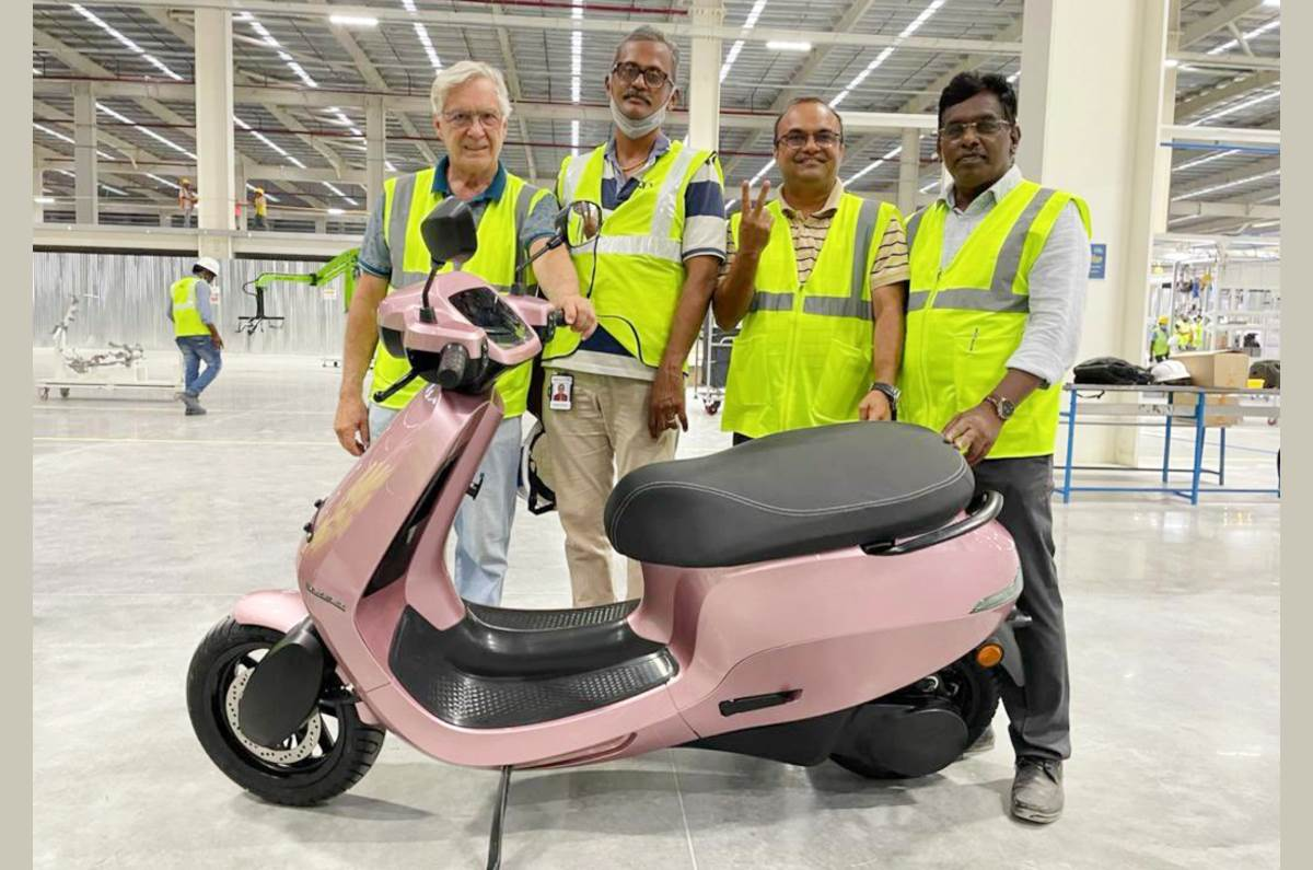 Ola Electric S1, S1 Pro scooters launched from Rs 1 lakh - Autocar India