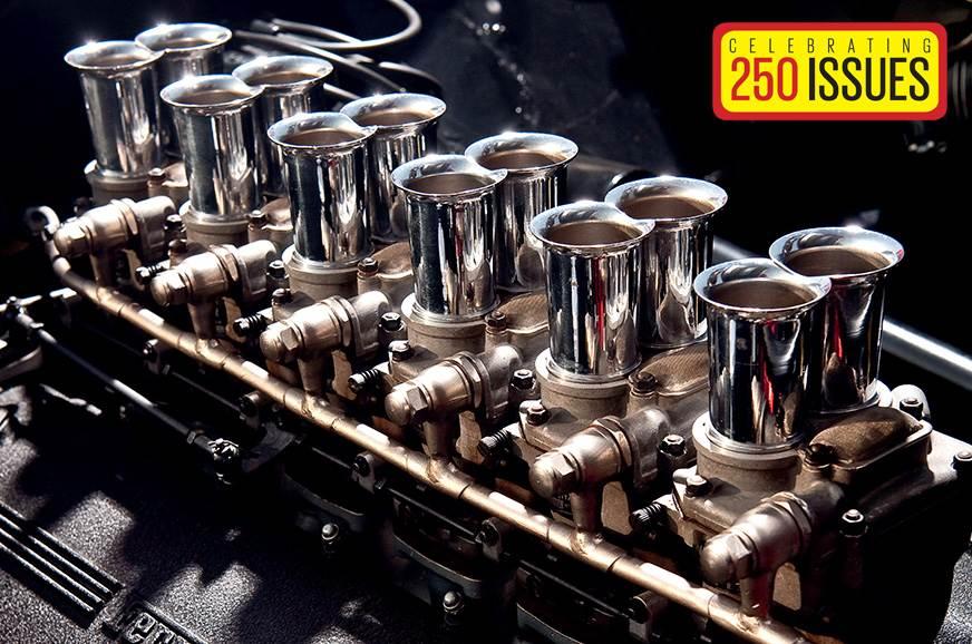Ferrari 250 The Story Behind Ferrari S Legendary V12 Engine Feature Autocar India