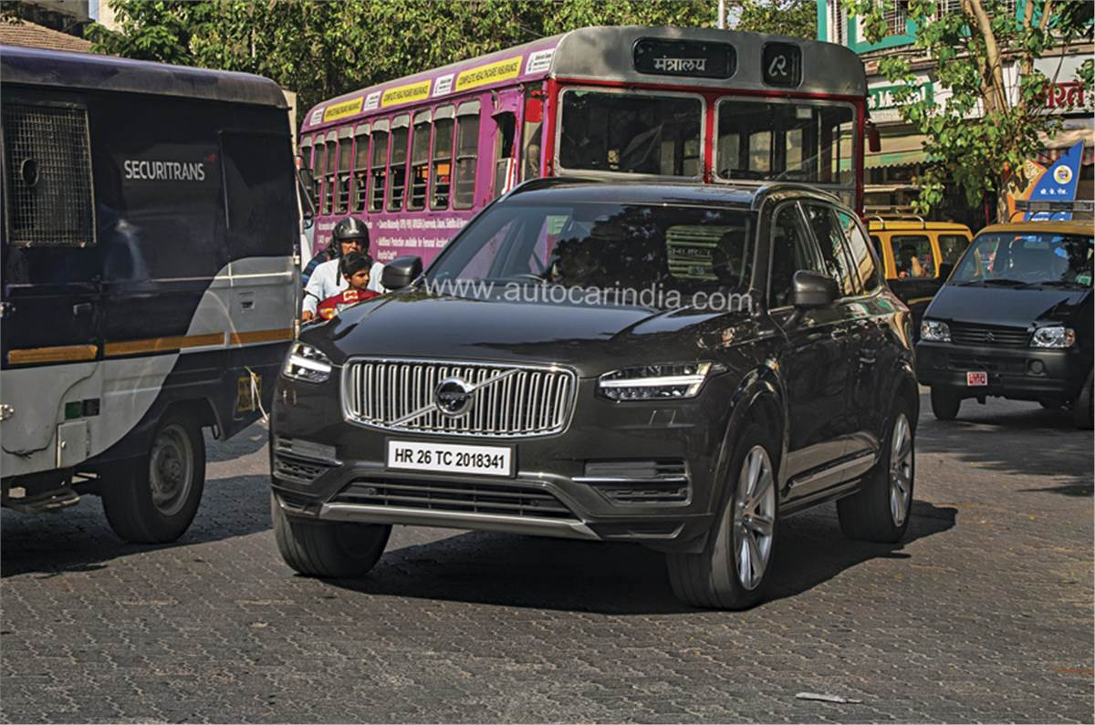 Living With A Volvo Xc90 T8 Plug In Hybrid Feature Autocar India