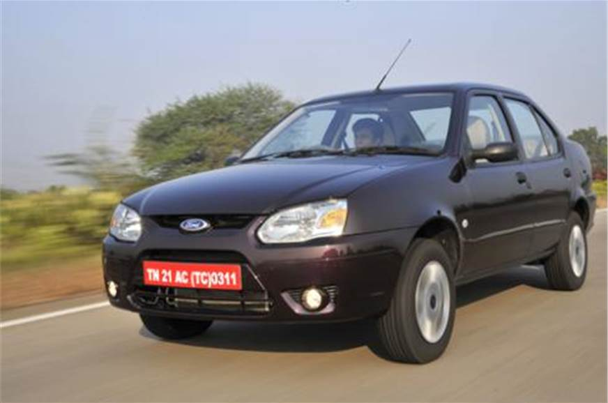 2009 Ford Ikon Diesel Review Road Test Autocar India