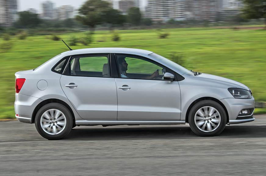 Ameo has a strong mid-range and is well suited to highway...